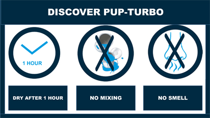 Discover the PUP-TURBO